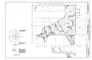 First Floor Plan Price Tower, 510 South Dewey Avenue, Bartlesville, Washington County, OK HABS OK 67 (sheet 4 Of 17)