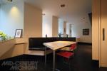 Gunnar Birkerts Freeman House Dining Nook