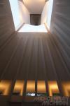 Gunnar Birkerts Freeman House Inverted Pyramid Ceiling 03