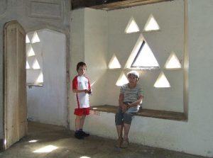 Rushton Triangular Lodge 1