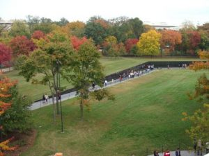 10 Vietnam Veterans Memorial October2009