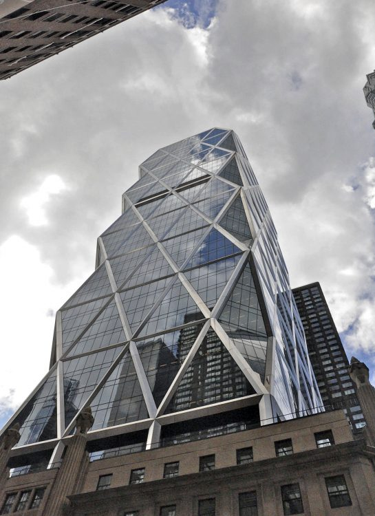 Hearst Tower 2013