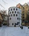98px Melnikov House In MSK (img2)