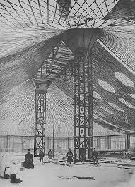 World's First Tensile Steel Shell By V. Shukhov