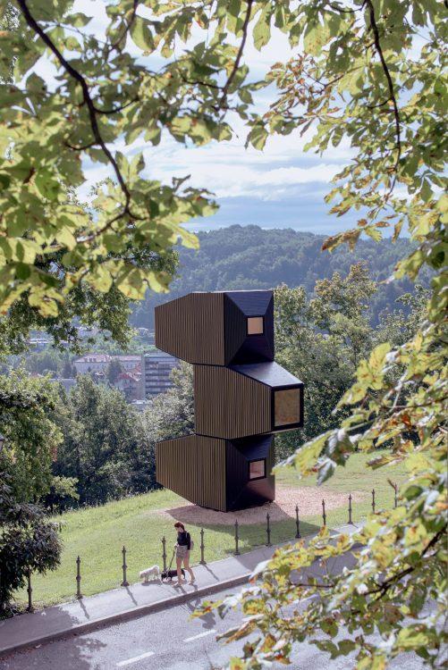 Living Unit Ofis Architecture Public And Leisure Libraries Modular Slovenia Dezeen 2364 Col 11 1704x2553