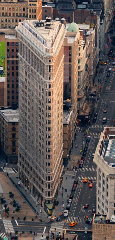 Flatiron Building Cropped