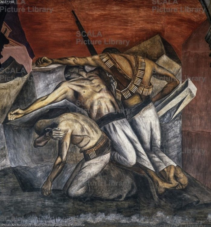 The Trench Orozco 1926